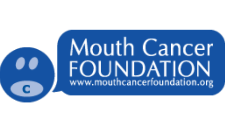 Mouth Cancer Foundation logo